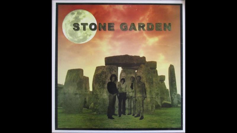 Stone Garden S T 1969 1971 1998 Rockadelic vinyl FULL LP