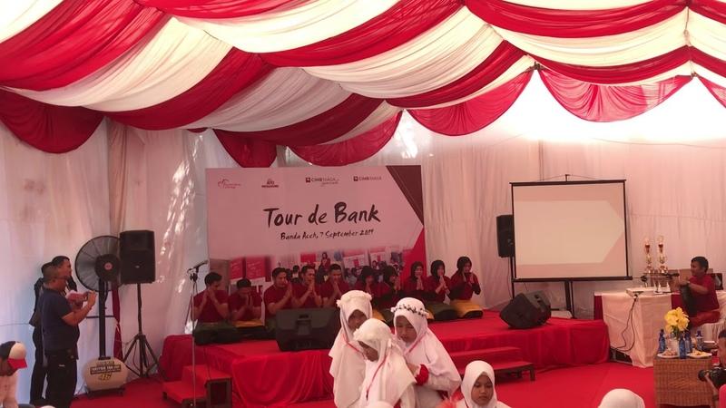 Tour de bank CIMB syariah Banda aceh September 2019