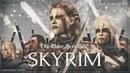 TES V Skyrim ᛏ Отбиваем Трон у Имперцев ᛉᛈᛗ Грустное зрелище 207