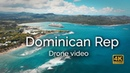 Puerto Plata - Dominican Rep - Aerial Drone 4k Video