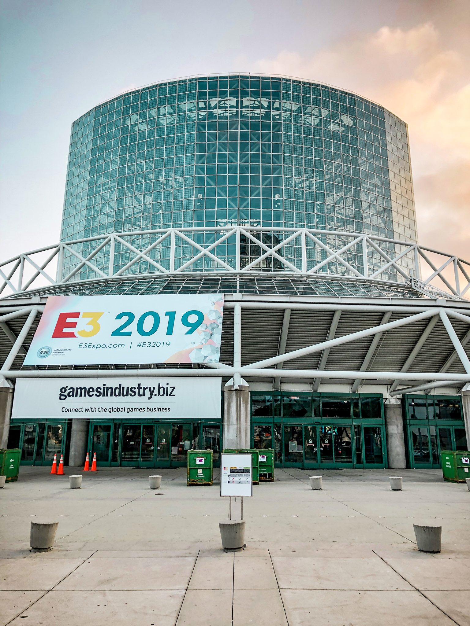 Подготовка к E32019 идёт полным ходом!