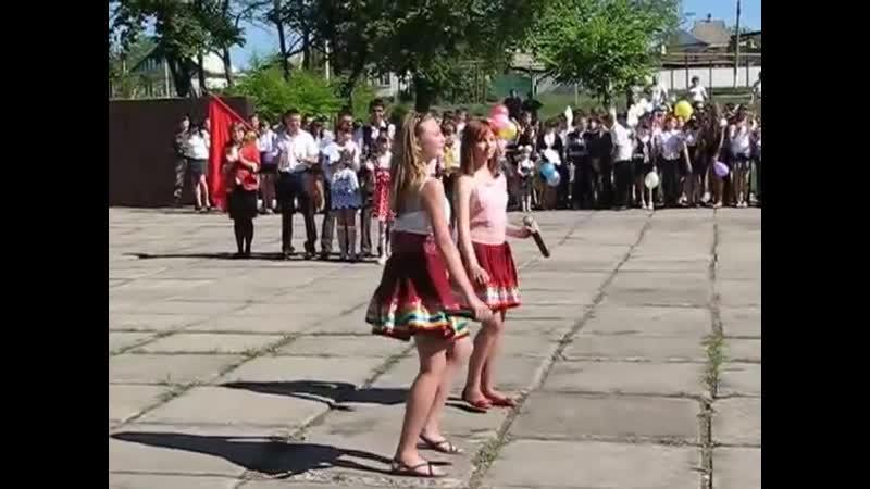 Смуглянка на украинском. Бирюково Украина мае талант (girls lit)