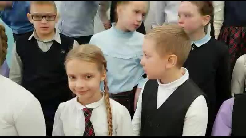Сынуля мой любимый) 4 класс K