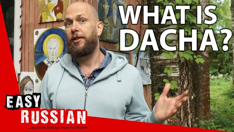 Why Is Country Life at Dachas So Important for Russians Super Easy Russian 39