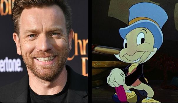 Юэн Макгрегор официально озвучит сверчка Джимини в грядущем «Пиноккио» Гильермо дель Торо
