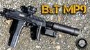 BT MP9 – пистолет-пулемет Спецназа! Суперскорострельное оружие от Brugger Thomet из Швейцарии!
