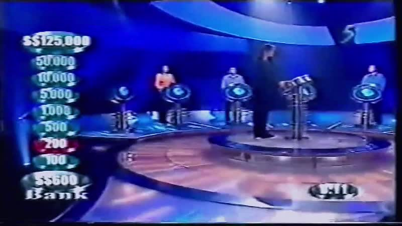 The Weakest Link Singapore - The Weakest Link English (26_10_2002)