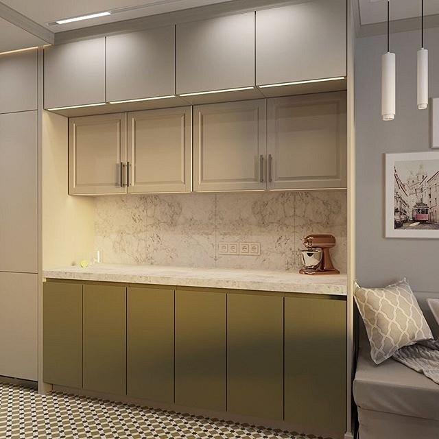 5 маленьких кухонь, в которых задействовано все полезное пространство, изображение №6