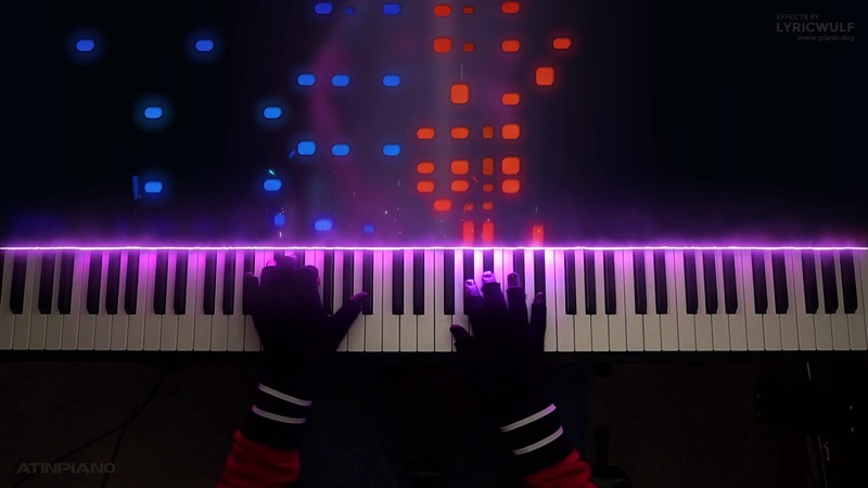 Lone Digger Caravan Palace Electro Swing Piano Cover feat LyricWulf Advanced