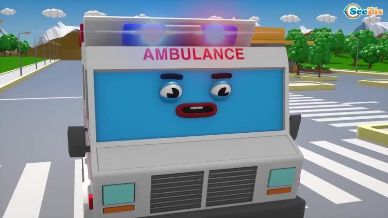 1. Sezon 5. Bölüm (Traktör, Polis ve Canavar Kamyon Çörek Peşinde)