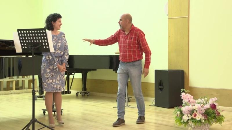 Луис Льянеса Испания в Ипполитовке часть 1 из 4