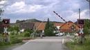 Spoorwegovergang Scharzfeld (D) Railroad crossing Bahnübergang