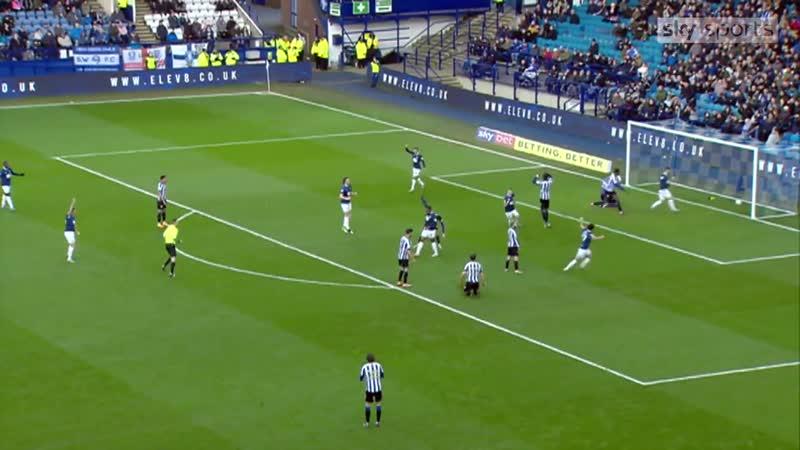 Sheffield Wednesday 0-5 Blackburn | Обзор матча.