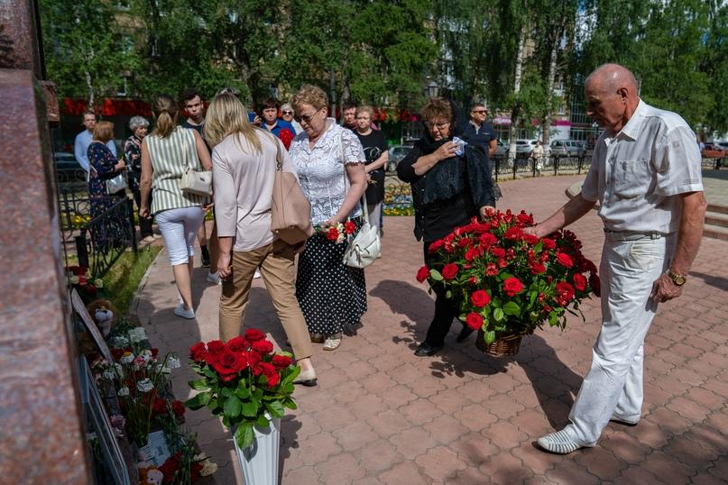 Ухтинцы не забудут: 15 лет со дня трагедии, изображение №4