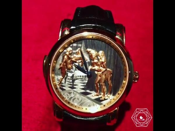 Montre coquine Classicum Voyeurus Ulysse Nardin