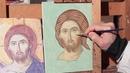Luce del tuo volto Dipingere il volto di Cristo 23 Terzo schiarimento