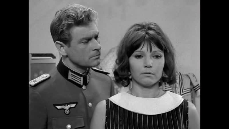 3 серия. 3 сезон. Ставка больше, чем жизнь. (Польский сериал). 1967 г.