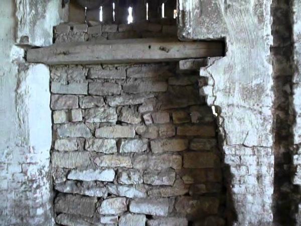 Заброшеный храм в Жерино Ливенский район