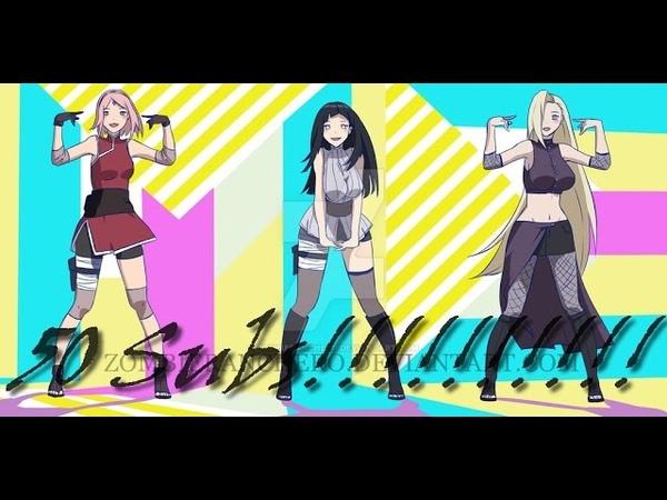 Naruto Girls ▪「AMV」 ▪ 50 subs!