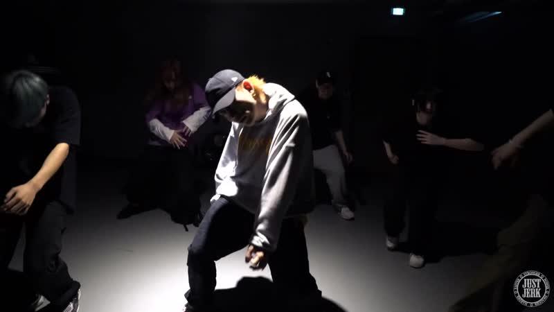 Cova Hiphop Class ¦ Skin - veshza ¦ Justjerk Dance Academy