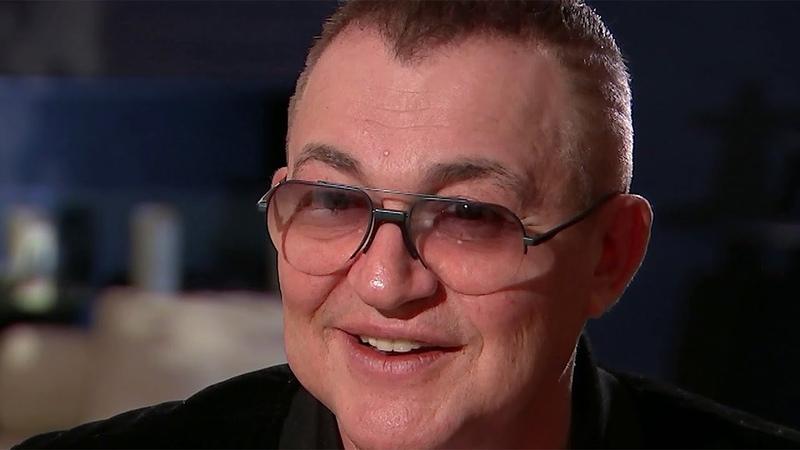 Легендарный телеведущий Дмитрий Дибров отмечает 60 летие