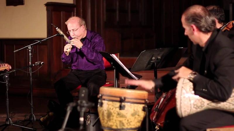 Al-Bustan Arab Music Concert Series A. J. Racy on Mijwiz