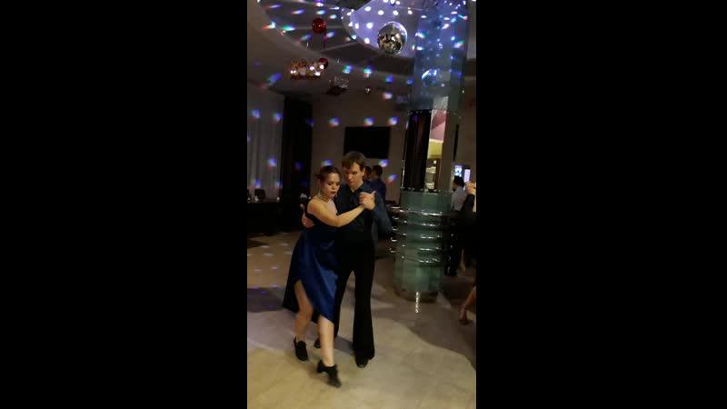 День Танго 11.12.19 Милонга в Омске