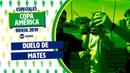 Duelo de mates: Argentina, Brasil y Uruguay