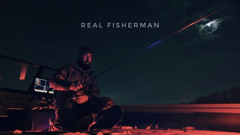 Real Fisherman. Short story.