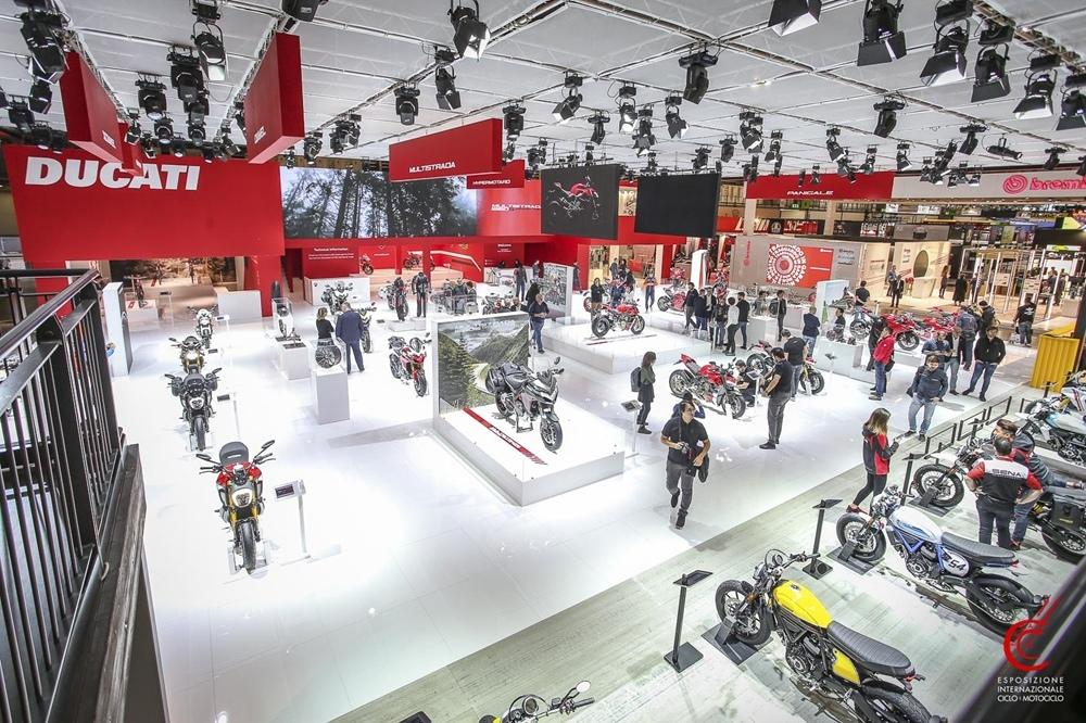 Scrambler Ducati: кастом и сток на EICMA 2019