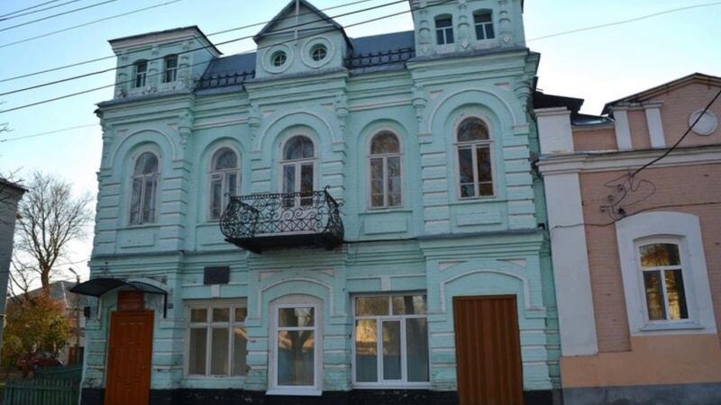 Город Трубчевск Брянской области