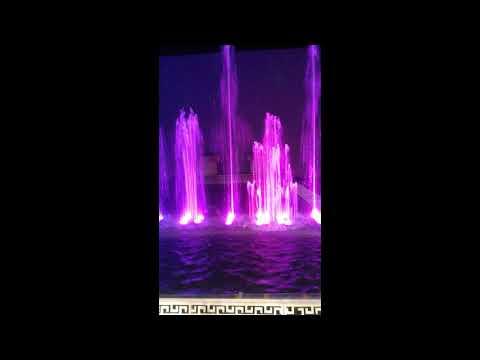 Цирк танцующих фонтанов Аквамарин Представление от 01 04 2018 г