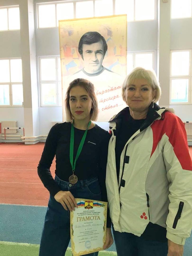 «Областные соревнования по легкой атлетике памяти А.А. Стрельцова», изображение №1