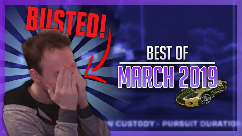 Kuru gets busted in Final Pursuit... again | Top Clips and Best Moments of March 2019