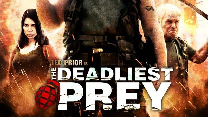 Deadliest Prey (Free Action Movie, Full Length, English, HD) buong pelikula, filem keseluruhan