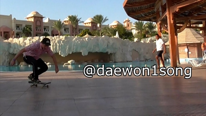Egypt manual trick for Daewon Song!(Igor Shtogryn)