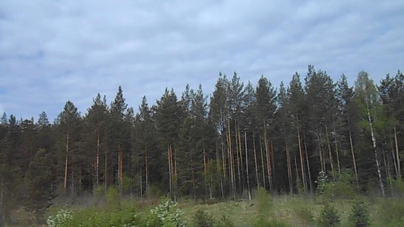 Южный Урал недалеко от города Златоуст
