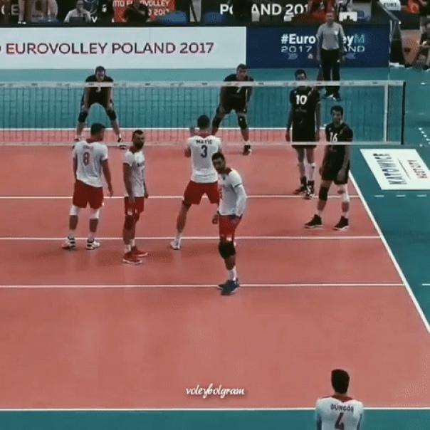 Волейбол / Volleyball