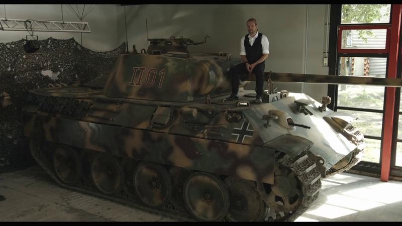 Geschichte(n) aus Stahl: Liebling der Massen - der Panther (S02E04)