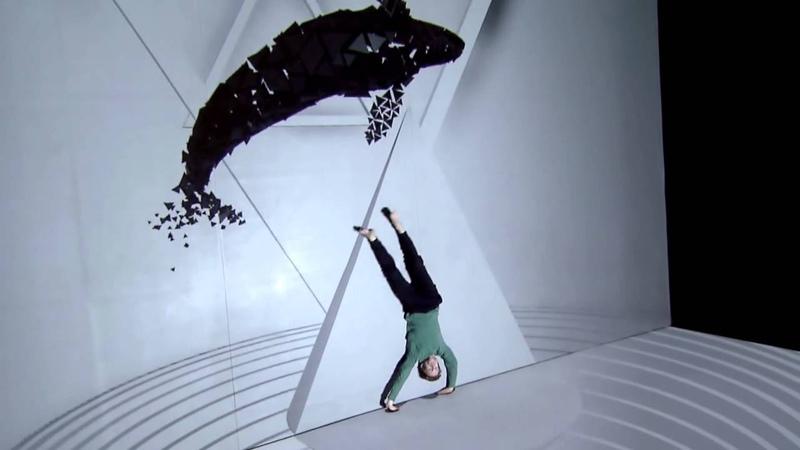 Modern Ballett Performance LEVITATION