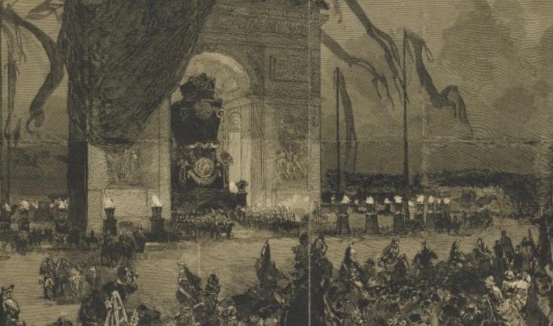 ЗАЗЕРКАЛЬЕ. ЧАСТЬ 3. ТЕХНОЛОГИИ. ТРИУМФАЛЬНАЯ АРКА + МУЗЫКАЛЬНЫЙ ОРГАН, изображение №25