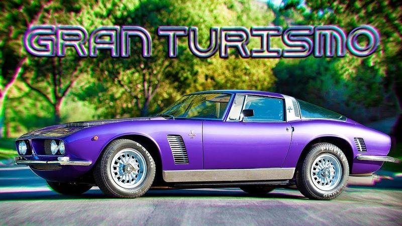 Gran Turismo ТОП 20 - Лучшие Классические Автомобили Класса GT (Часть №1)