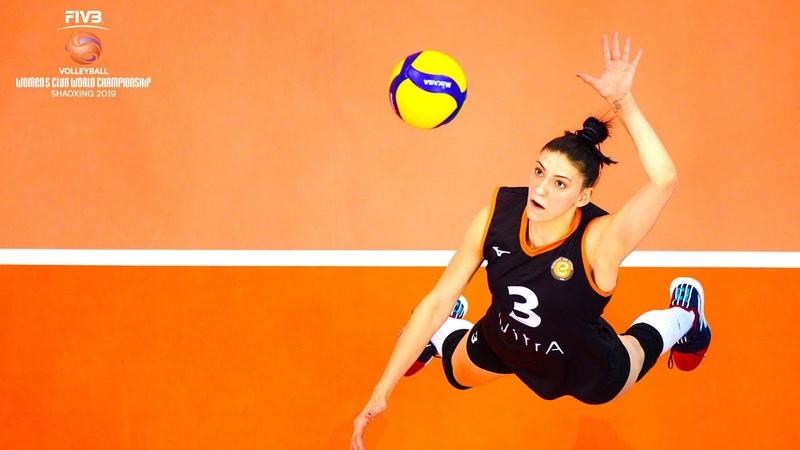 Brilliant Boškovic beats Igor Gorgonzola Novara Top Scorer Women's Volleyball Club World Champs