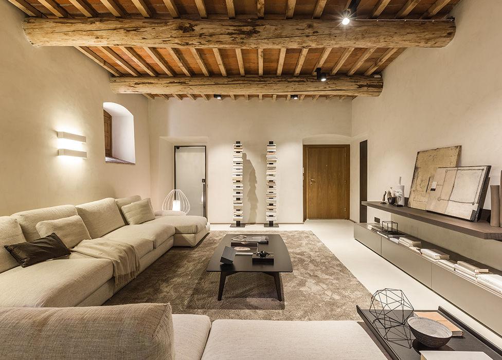 Йоко Танабе в Тоскане: реконструкция дома XV века
