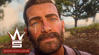Arthur Morgan from Red Dead Redemption Makes an Emo Rap Song