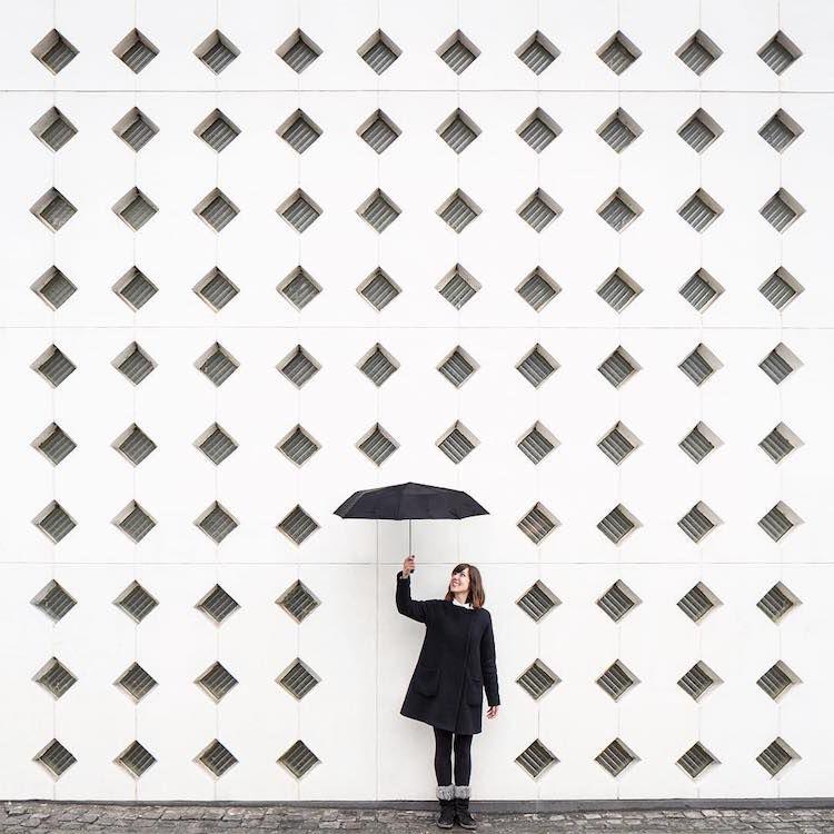 Разнообразие архитектурных элементов в фотографиях испанского дуэта