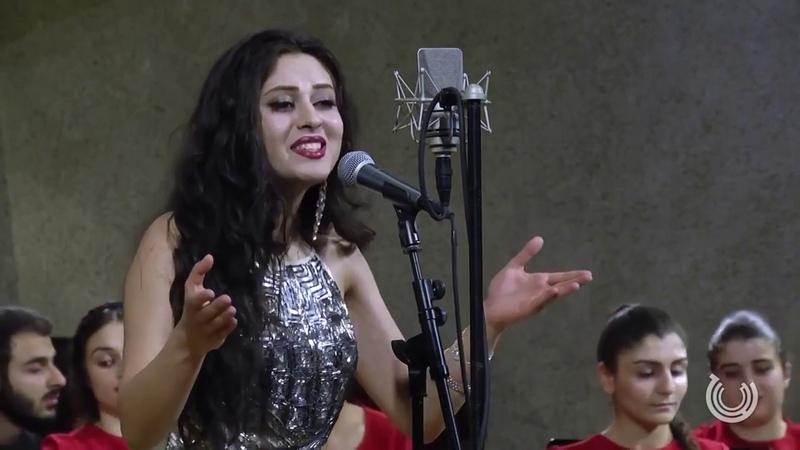 Monika Nazaryan Yaren ervacim Sayat Nova