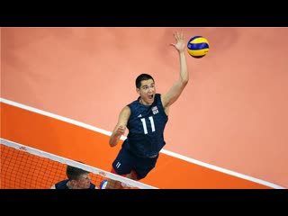 Creative volleyball actions by micah christenson (hd)