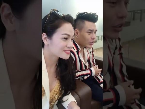 Nhật Kim Anh và Lê Dương Bảo Lâm livestream tặng quà mỹ phẩm Laura Sunshine