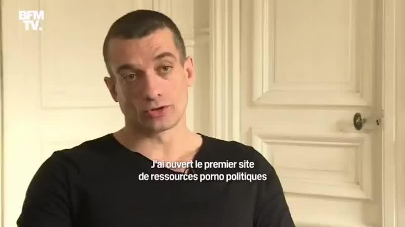 INFO Politique Cest un grand hypocrite Piotr Pavlenski lhomme qui a publié les vidéos contre Benjamin Griveaux sexplique️